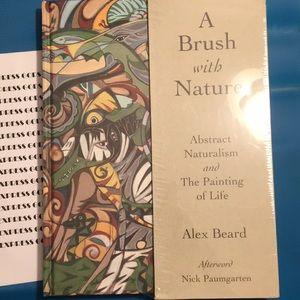 Awesome Art book: A Brush with Nature